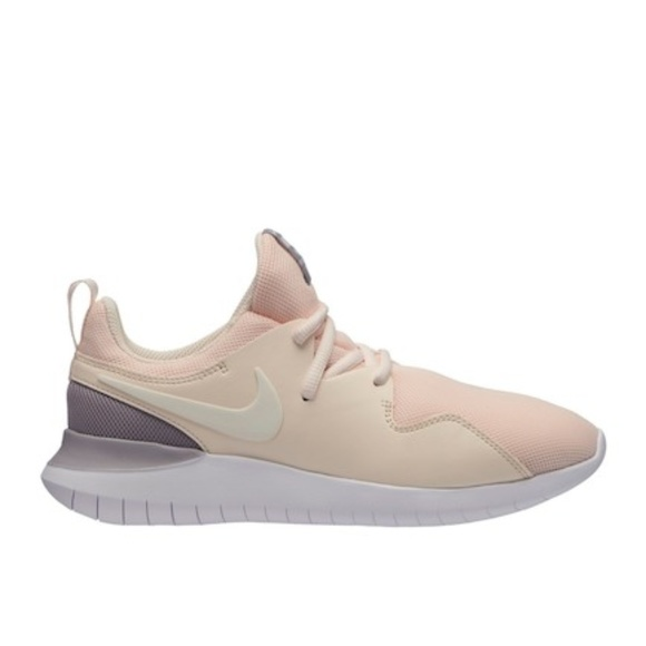 NIKE WMNS TESSEN Guava Ice Grey Glace SNEAKERS c1e41f96d